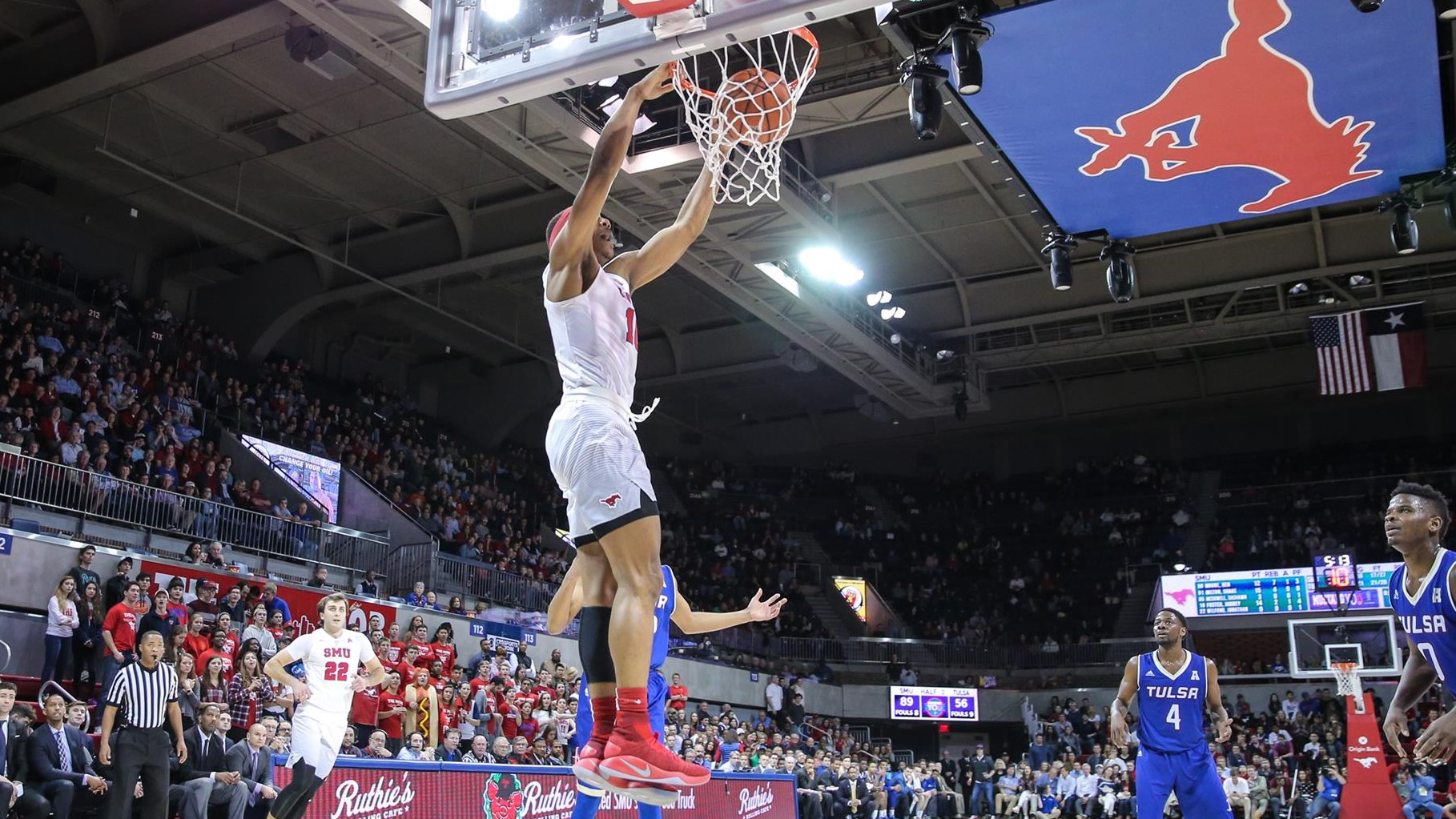 new style 20bae a81a3 Top-Seeded SMU Set For The American Athletic Conference Tournament