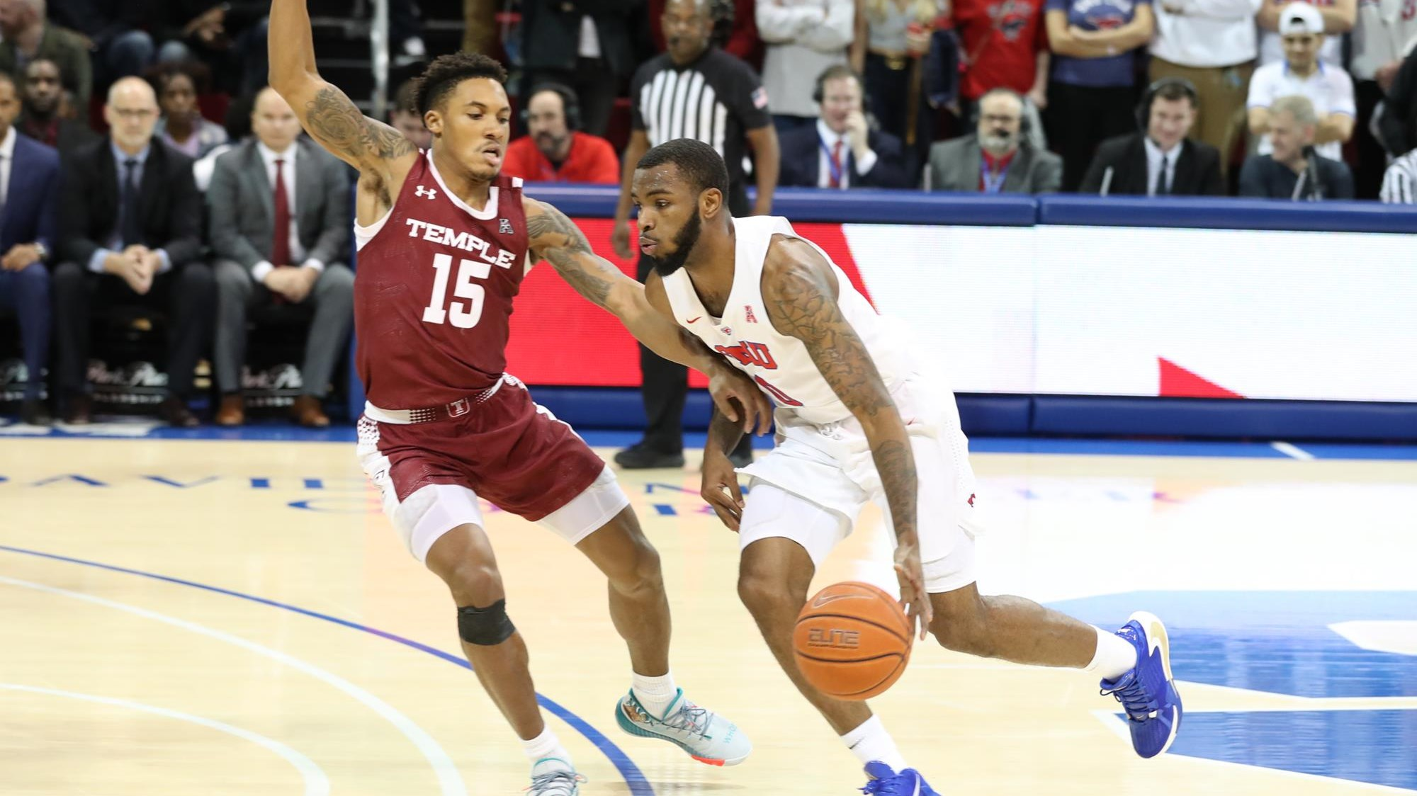 Image result for SMU vs Temple January 18